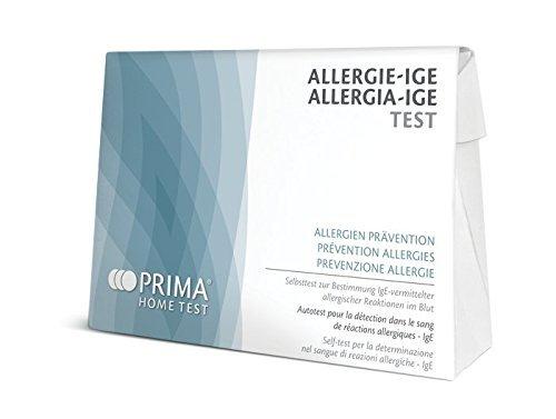 Prima Home Vermittelte Allergien Test - IgE