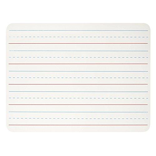 Charles Leonard CHL35115BN Lap Board, 9 X 12, Lined, 1-Sided, MultiPk 12 Each