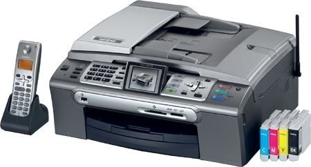 Brother MFC-845CW Printer/Scanner Download Drivers
