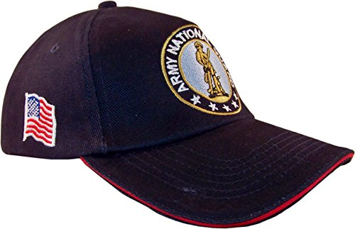 Army National Guard - Embroidered Cap - 0045