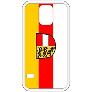 Carinthia Flag White Samsung Galaxy S5 Cell Phone Case - Cover