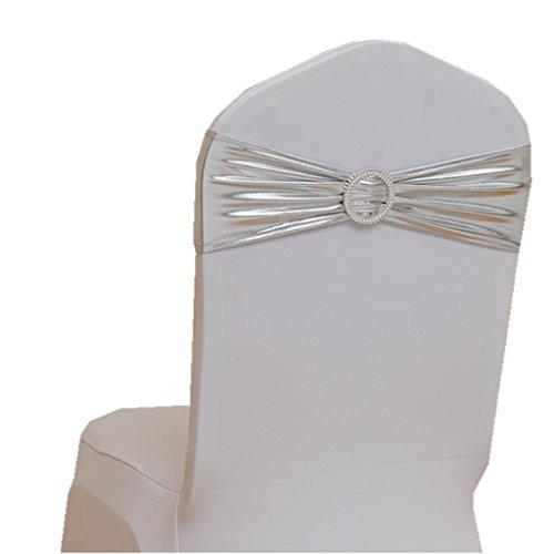 chair ties for weddings - 2