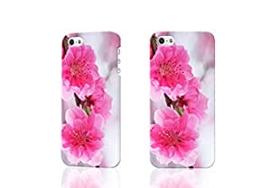 Plum Blossoms Blooming 3D Rough iphone 5 5S Case Skin, fashion design image custom iPhone 5 5s , durable iphone 5 5S hard 3D case cover for iphone 5 5S, Case New Design By Codystore wangjiang maoyi by lolosakes