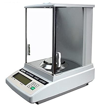 19be3031727d Amazon.com: Hanchen 220g/0.1mg Analytical balance JJ224BC High ...