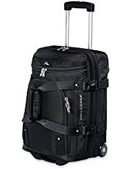 High Sierra AT3 26 Drop Bottom Wheeled Duffle