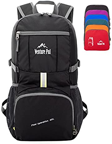 4b93c9f31a Venture Pal 40L Lightweight Packable Backpack with Wet Pocket - Durable  Waterproof Travel Hiking Camping Outdoor. Upcoming Deal
