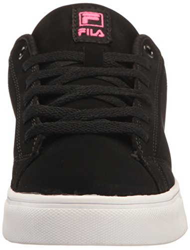 Walking knockout Women's pink Knockout White black Black Pink Shoe Amalfi 3 white Fila tCHqwxZOq