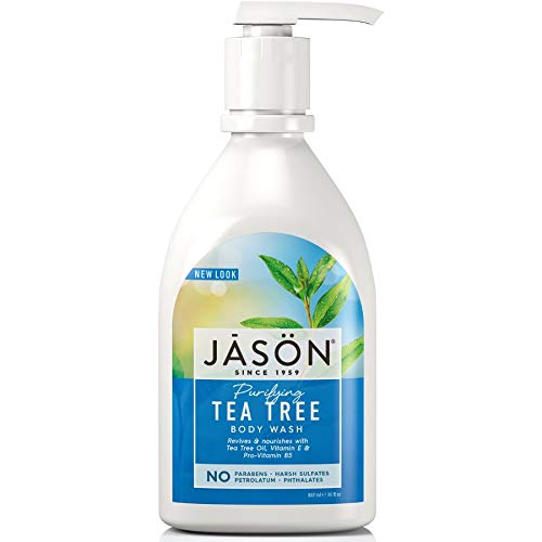 Jason Body Wash Tea Tree, Double Pack