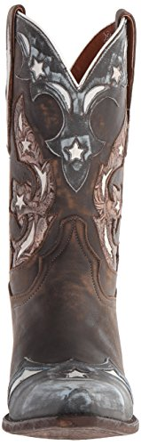 Dan Post Womens Copper Queen Cowboy Boot Chocolate LhaobT