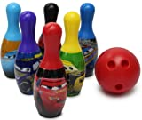 What Kids Want Cars Bowling Set