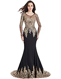 Amazon.com: Long Sleeve - Formal / Dresses: Clothing, Shoes & Jewelry
