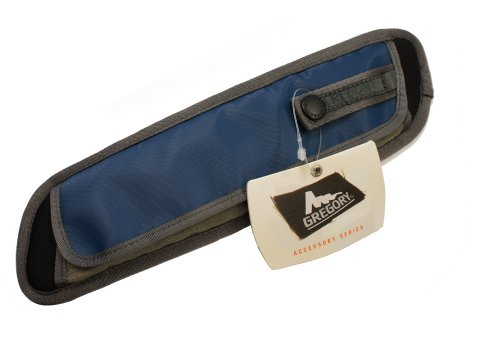 Gregory Strap Pad, Navy/Beige, Outdoor Stuffs