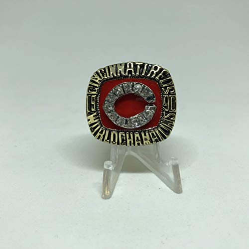 eds High Quality Replica 1990 World Series Championship Ring Size 10.5-Gold Color US SHIPPING ()