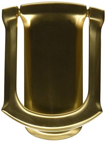 Tahoe Door Knocker - Baldwin 0105033 Tahoe Door Knocker, Vintage Brass