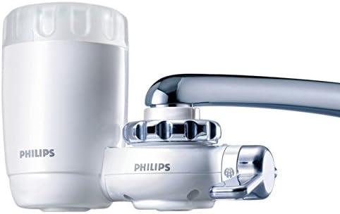 Philips Purificador de Agua para Grifo WP3861/00 - Filtro de Agua ...
