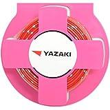 矢崎総業 自動車用電線赤CAVS0.3/8M W114 W114