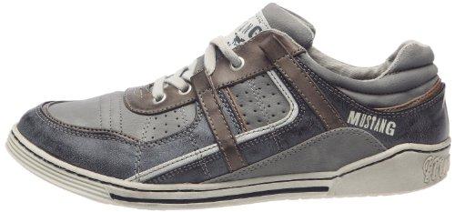 Mustang Grau Grau EU 47 4043303 Sneaker 233 Stein 233 Herren OqAOpF