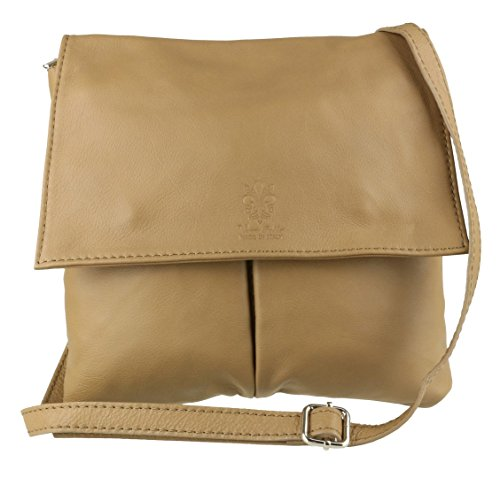 Girly Handbags - Bolso bandolera Mujer Caqui