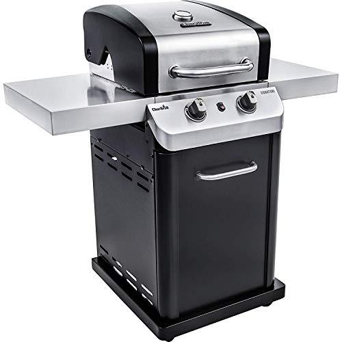 - Char-Broil Signature 350 2-Burner Cabinet Liquid Propane Gas Grill