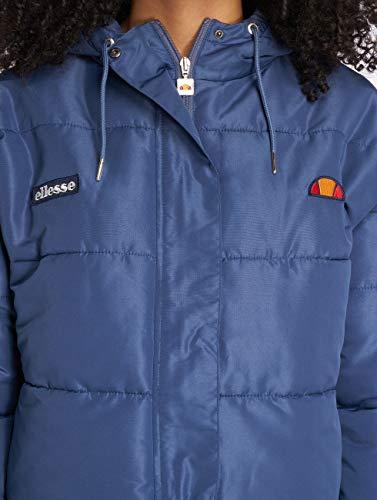 Vestes Manteaux Bleu amp; Ellesse Femme manteau nbsp; Pejo Hiver w7FIfq1