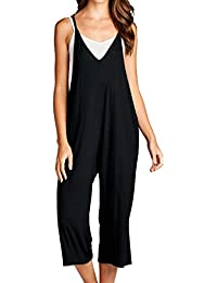 Loose Fit Jumpsuits