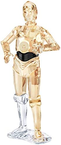 SWAROVSKI Star Wars C-3PO 11.3 Crystal Figurine Multi-Coloured