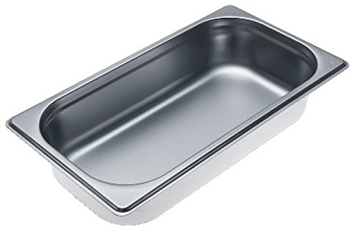 Miele DGG 2 Solid Cooking Pan for Steam Oven (85 Ounce)