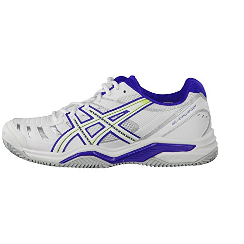9 Sharp Blue Green Clay Asics Gel challanger White 4xgUERw