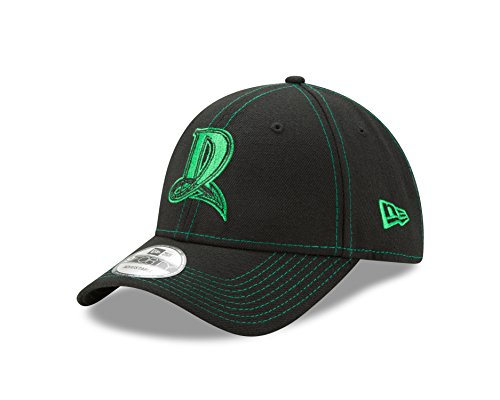Minor League Baseball Dayton Dragons The League Classic 9Forty Cap, One Size, Black -