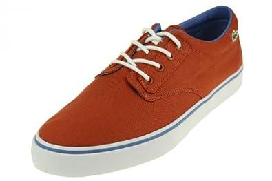 Texil Rostrot Lem Herren Barbados Schuhe Lacoste Sys Sneaker XkZPiOuT