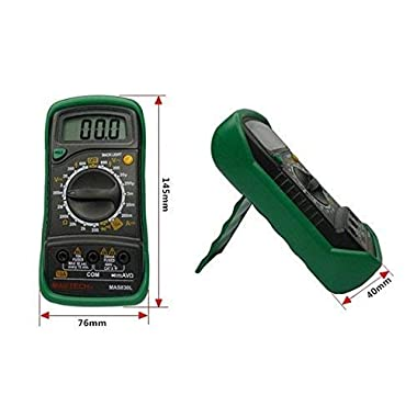Mastech MAS830L Digital Pocket Multimeter (Assorted) 14