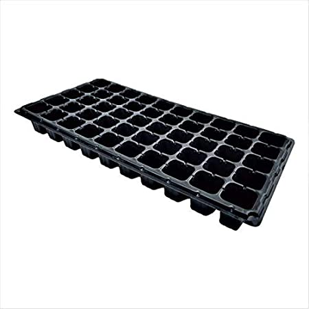 10 X 24 Cell Full Size Seed Tray Inserts Plug Trays Bedding plant Packs Plastic