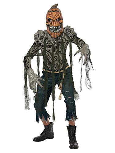California Costumes Men's Pumpkin Creature Costume, multi, Extra Large