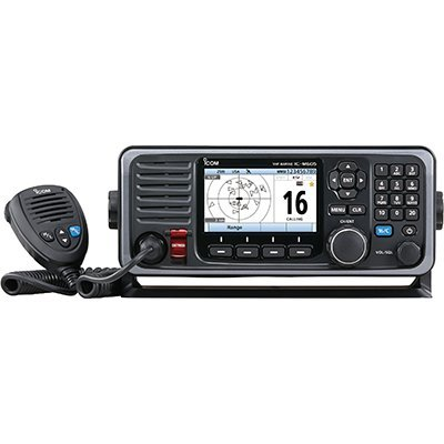 ICOM M605 11 Fixed Mount VHF Radio by ICOM