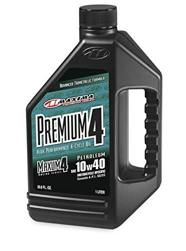 (Maxima Racing Oils MAXIMA PREMIUM 10W40 MAXUM4 SERIES (12) 34901)
