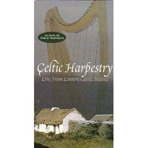 Ireland Lismore Castle - Celtic Harpestry Live from Lismore Castle Ireland [VHS]