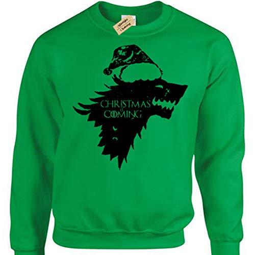 da Afterlight Felpa Verde militare uomo Clothing 7SSYwx0