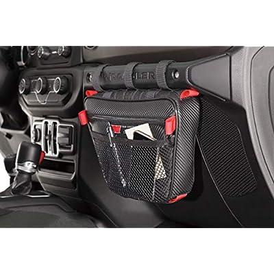 WARN 102644 Epic Trail Gear: Full Size Passenger Grab Handle Storage Bag: Automotive