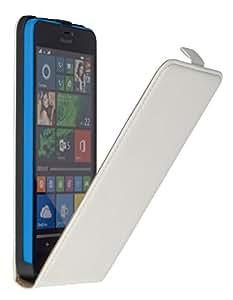 Yayago Premium carcasa elegante, funda de piel Para Microsoft Lumia 640XL/LTE/Dual SIM