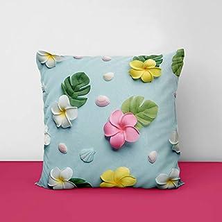 41B3pQ2g2bL. SS320 Flower Designs Printed Square Cushion Cover