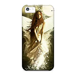 Premium Durable Fantasy Girl 9 Fashion Tpu Iphone 5c Protective Case Cover