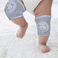 Baby Crawling Anti-Slip Knee Pads - Perfect Safety Protection Cover for Babies and Toddlers, Unisex, Free Size