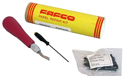 Fafco Solar Pool Heater Panel Repair Kit