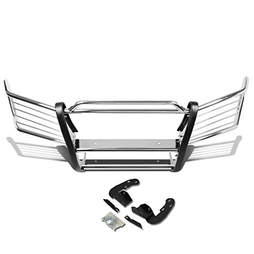 02 trailblazer grill guard - 3