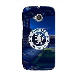 Cover It Up - Chelsea Watermark Moto E2 Hard Case