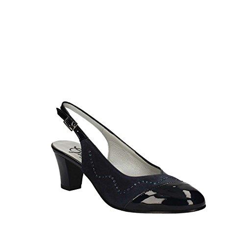 Sandalo Nero Grace E7750c Donna Tacco Shoes FEnvPgqxwR
