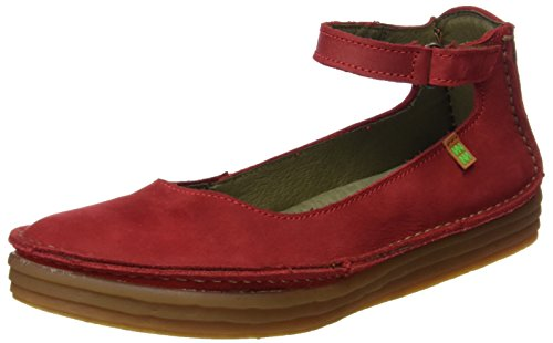 Naturalista Merceditas Rice El Field Pleasant Tibet Red Women's Nf87 qTfdfwY