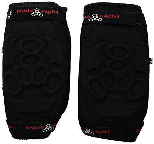 Triple Eight ExoSkin Knee Pad (Black, - Shop Online Triathlon