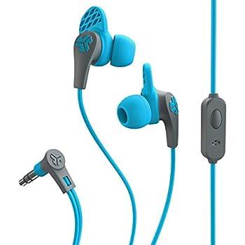 amazon com jlab go wireless bluetooth headphones blue rh amazon com JLab Go Bluetooth JLab Headphones