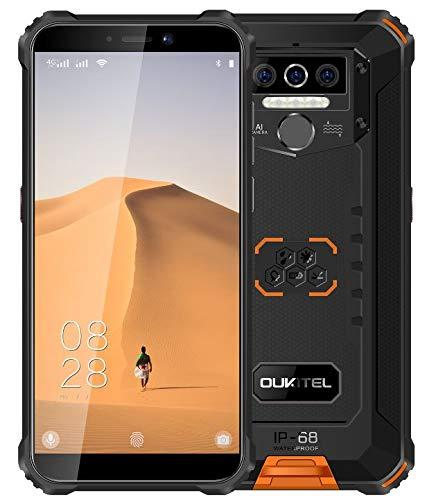 4G Teléfono Móvil Resistente 2020 OUKITEL